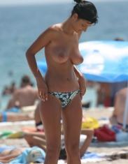 Holky na pláži #2