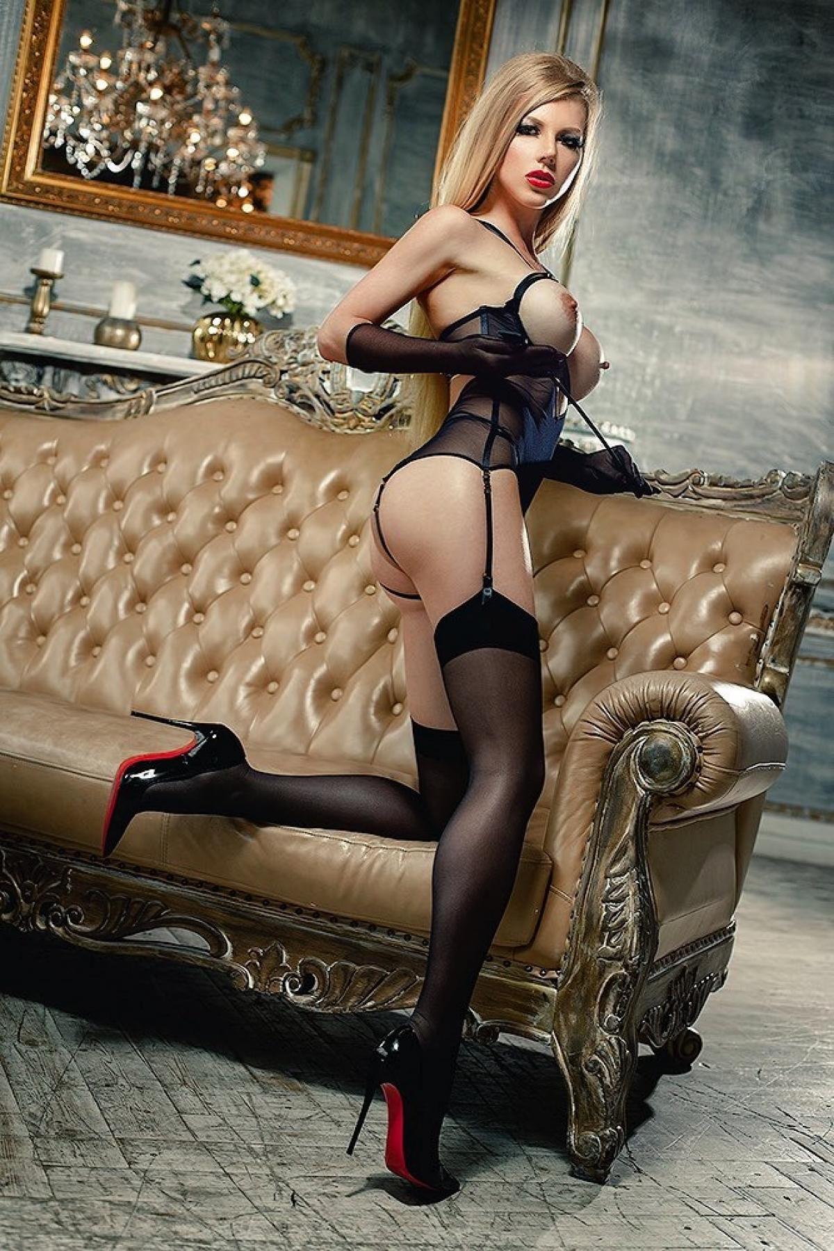 Sexy Stockings Heels