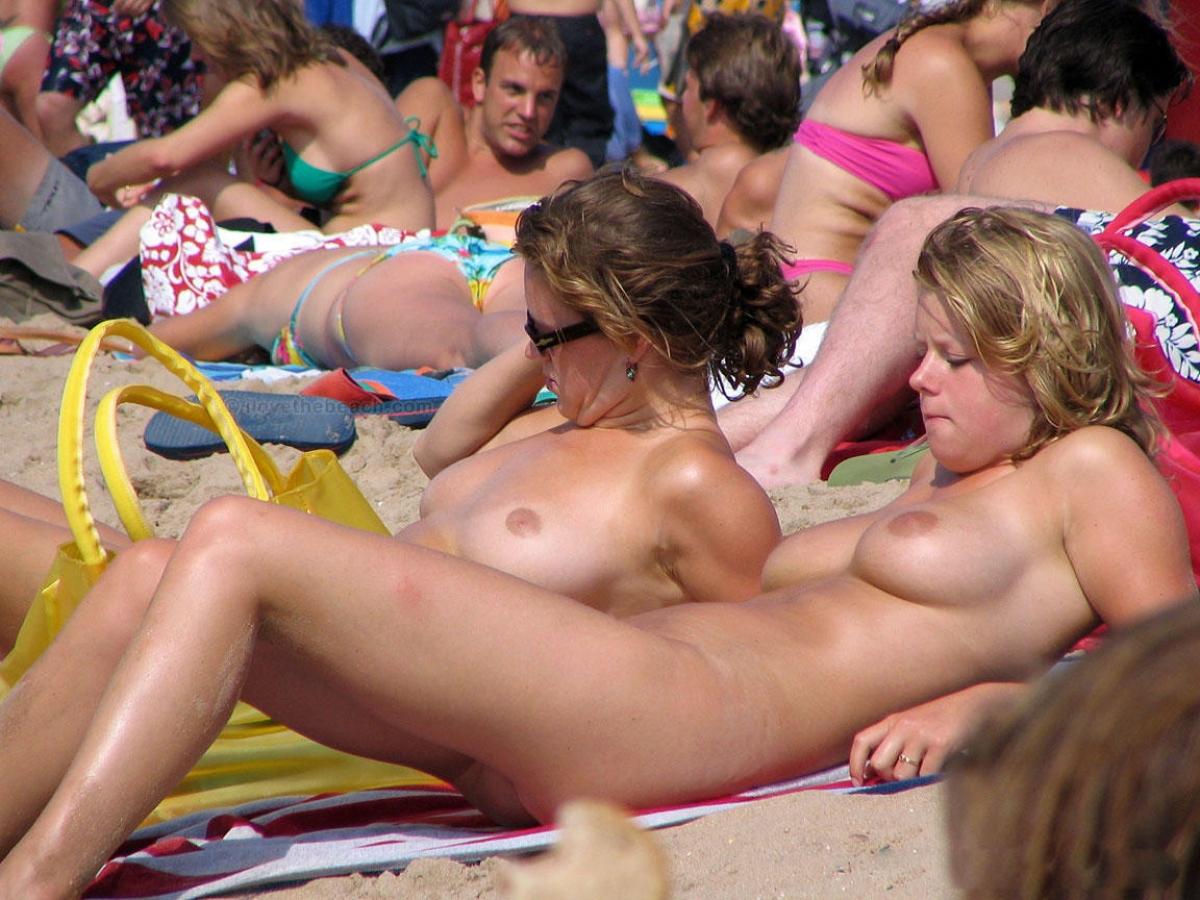 Young german nudists