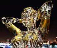 Digital art by Marcus Conge