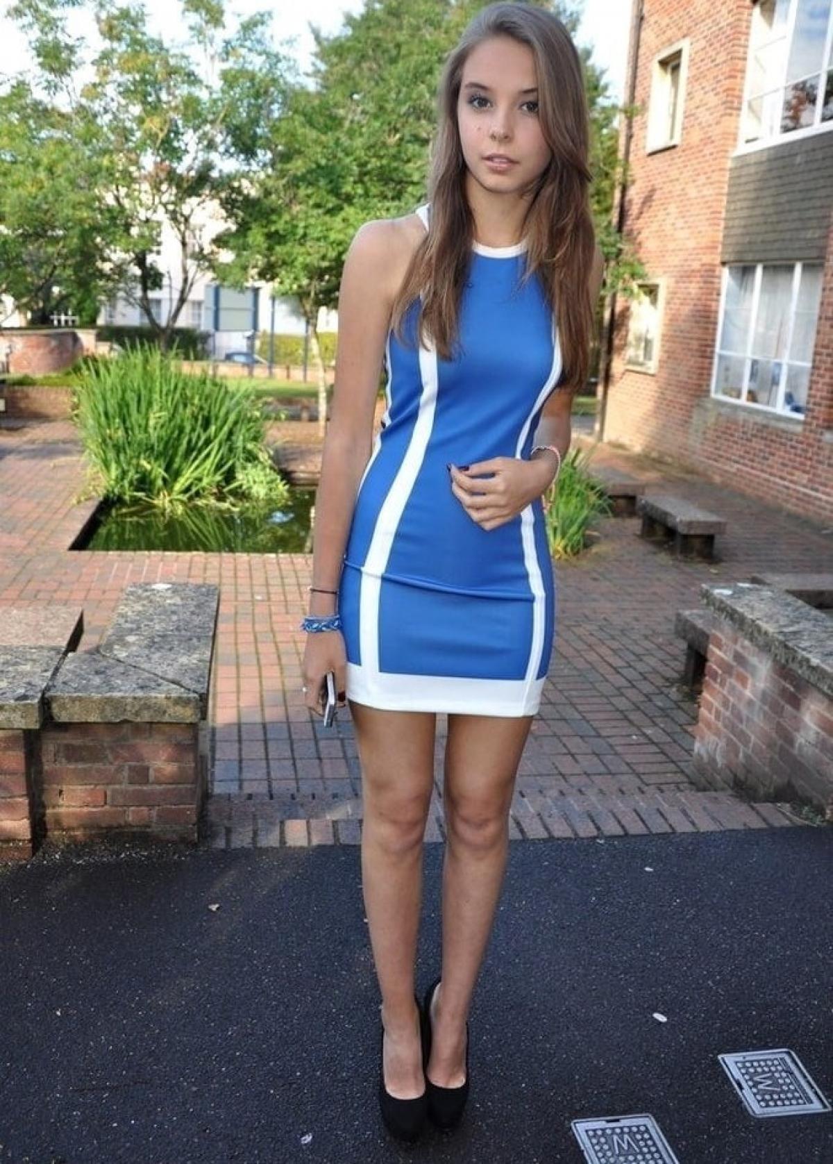 How To Wear Short Dress