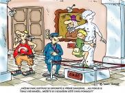Kreslíř Jarda Plonka